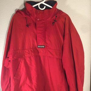 VTG 90s Chaps Ralph Lauren Windbreaker Jacket XL